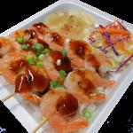 Shrimp Teriyaki Plate