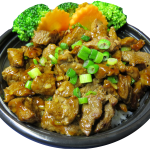 Beef and Vegetable Bowl