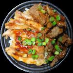 Chicken & Beef Bowl